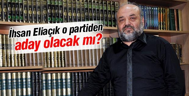 İhsan Eliaçık o partiden aday olacak mı?
