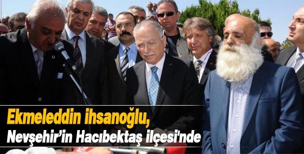 İhsanoğlu: Anadolu Toprakları Birlik Ve Beraberliğin Vatanı Olsun