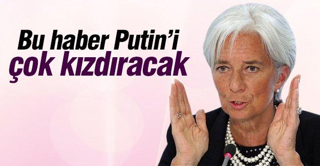 IMF açıkladı! Putin çok kızacak!