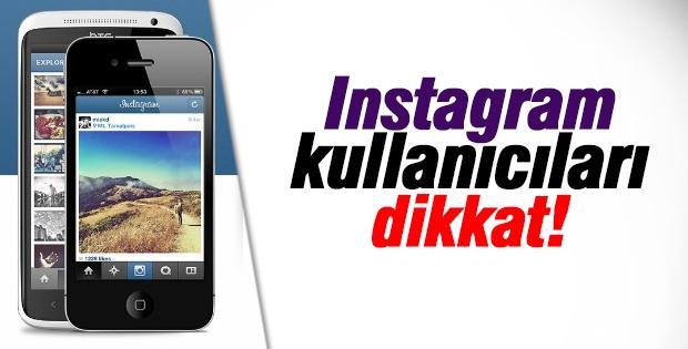 Instagram kullanıcıları takipçi sayınıza dikkat!