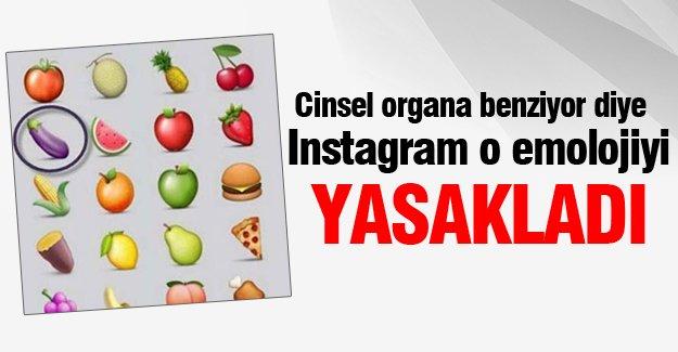 Instagram, o emojiyi yasakladı!