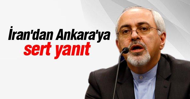 İran'dan Ankara'ya sert yanıt