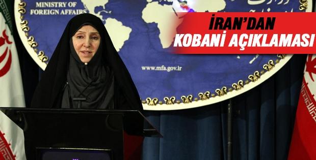 İran'dan Kobani Açıklaması