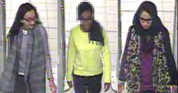 IŞİD'e katılan 3 kıza yardım eden kişi yakalandı