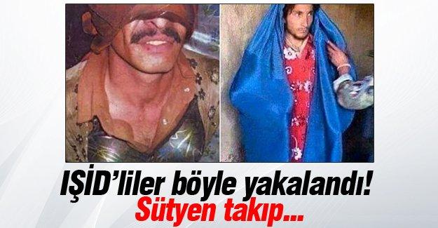 IŞİD'liler böyle yakalandı!