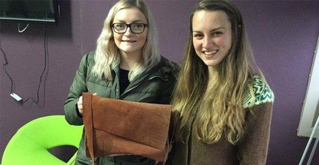 İskoçya'da alışverişi engelleyen çanta tasarlandı