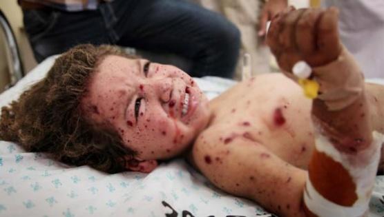 İsrail donanması sahili vurdu, 4 çocuk öldü