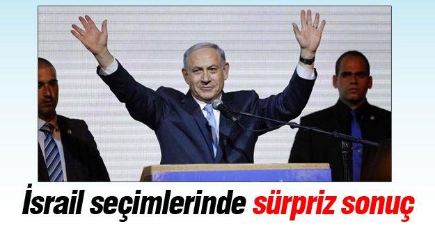İsrail seçimlerinde sürpriz sonuç