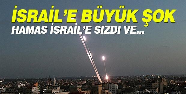 İsrail'e Büyük Şok