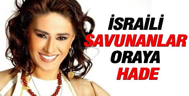 İsrailli konsolostan Yıldız Tilbe'ye tepki