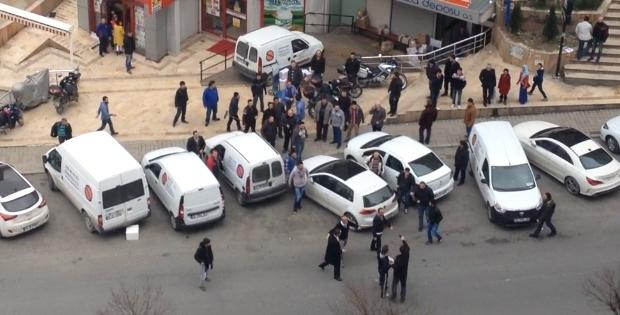 İstanbul'da dehşete düşüren görüntüler vatandaşın kamerasında