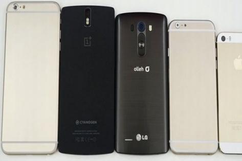 İşte 2014'de en çok satan 10 akıllı telefon