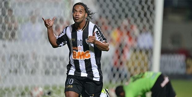 İşte Ronaldinho'nun yeni takımı!