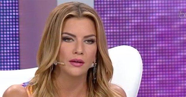 Ivana Sert flaşların aziziliğine uğradı