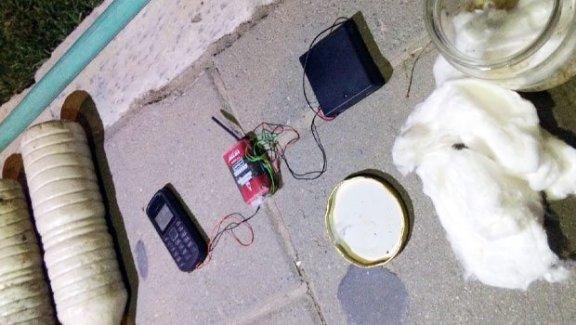 İzmir'de 14 kilo patlayıcı ele geçirildi!