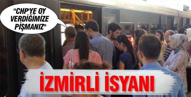 İzmir'deki eğitim ulaşıma takıldı