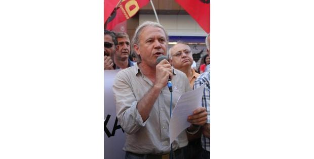 İzmir'den Gazze'ye Direniş Desteği
