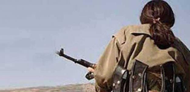 Kadın PKK'lının çıplak fotoğrafı için soruşturma