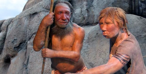 Kanıtlandı: Afrikalılar Hariç Bütün Dünya 'Neandertal'