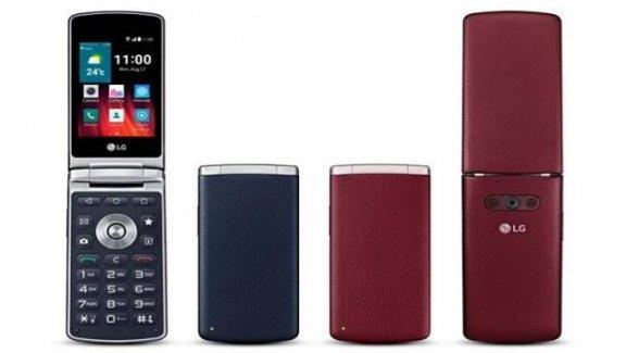 Kapaklı telefonlar Android'le döndü