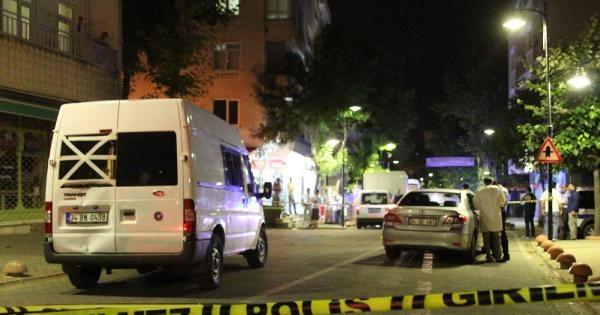 Kartal'da Polislerin Üzerine Ateş Açıldı; 1 Polis Yaralandı