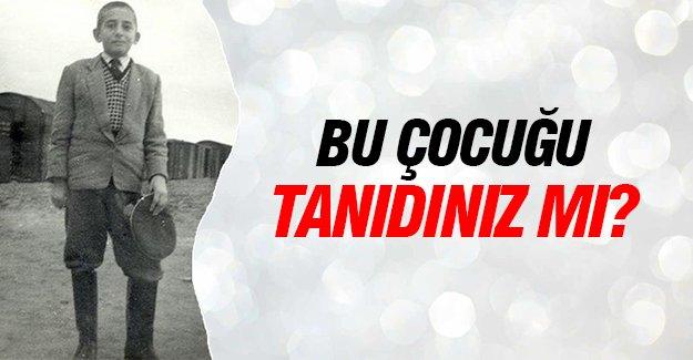 Kemal Kılıçdaroğlu, 23 Nisan'da Çocukluk Fotoğrafını Paylaştı