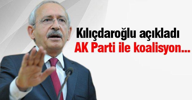 Kemal Kılıçdaroğlu açıkladı
