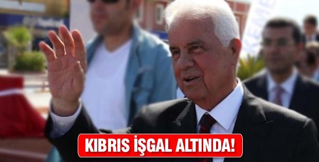 Kıbrıs işgal altında!
