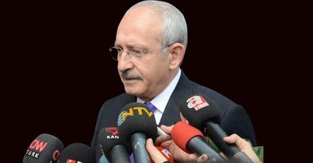 """Kılıçdaroğlu; """"Bu iş bizimle zor"""""""