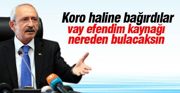 Kılıçdaroğlu: Bütün emekli kardeşlerime sesleniyorum
