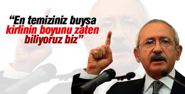Kılıçdaroğlu: Çikolata kutusuna 500 bin koyacaksın