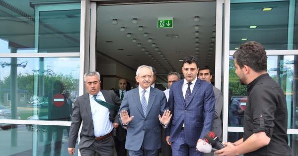 Kılıçdaroğlu: İnce'nin Adaylığı Gayet Güzel