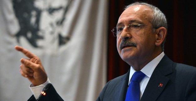 Kılıçdaroğlu'ndan düşürülen uçakla ilgili açıklama