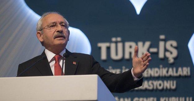 Kılıçdaroğlu'ndan İslamilik çıkışı