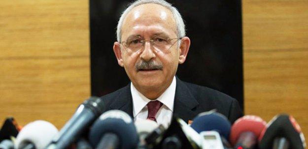 Kılıçdaroğlu'ndan skandal PKK açıklamadı