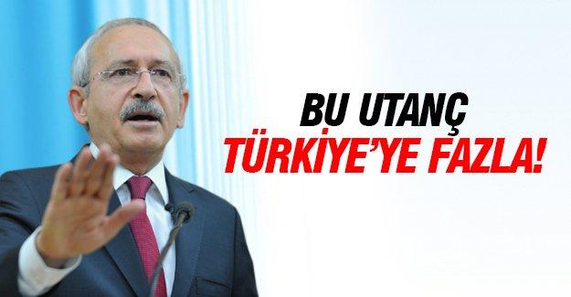 Kılıçdaroğlu'ndan Süleyman şah eleştirisi