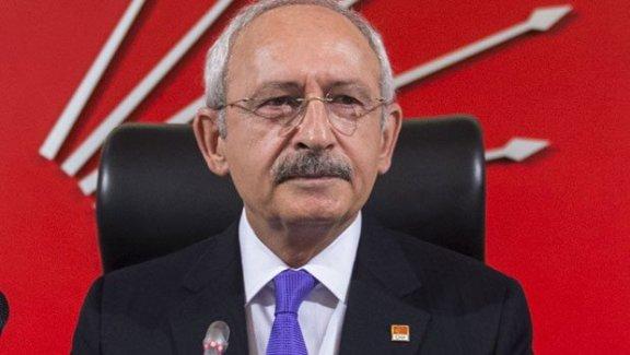 Kılıçdaroğlu'nun önünde kavga