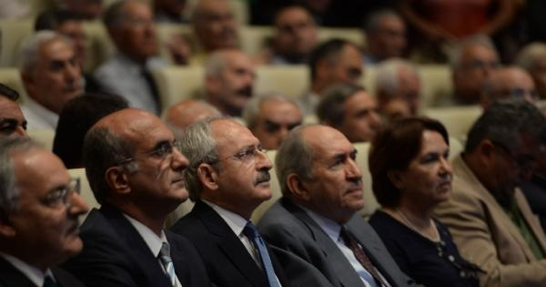 Kılıçdaroğlu: Şakasi Makası Yok Ekmeleddin İhsanoğlu'na Oyunu Vereceksin