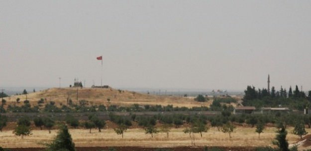 Köprüye bomba koymaya çalışan İşid'e operasyon
