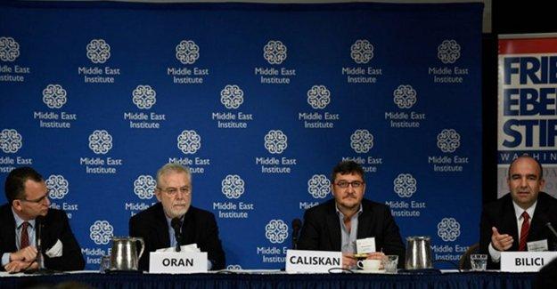 Koray Çalışkan ABD'de Türkiye'yi şikayet etti