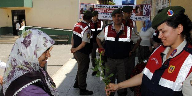 Köylü Kadınlara 'şiddet Kaderiniz Değil' Paneli