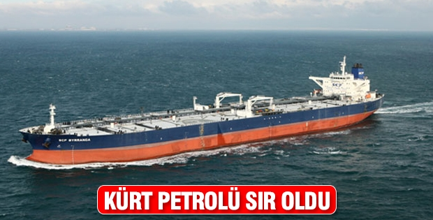 Kürt petrolü sır oldu