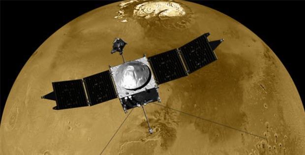 Mars'a teğet geçecek!