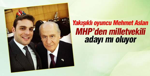 Mehmet Aslan MHP'den milletvekili adayı mı oluyor?
