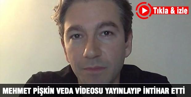 Mehmet Pişkin Bu Videoyu Çekti ve İntihar Etti