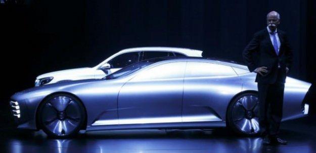 Mercedes'ten Audi ve BMW'ye sürpriz çağrı