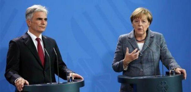 Merkel: Türkiye ile bunu iyice konuşmalıyız