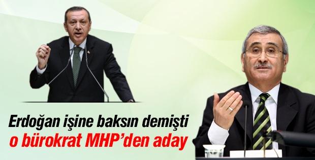 Merkez Bankası eski Başkanı Durmuş Yılmaz MHP'den aday olacak