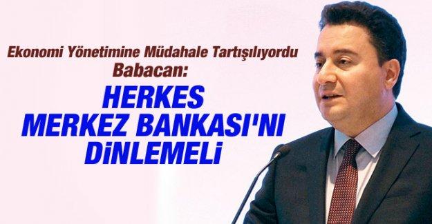 Merkez Bankası'nın Dedikleri Takip Edilmeli