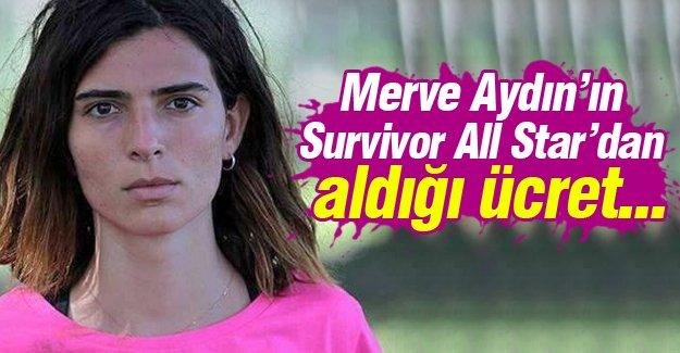 Merve Aydın'ın Survivor All Star'dan ne kadar ücret alıyor?